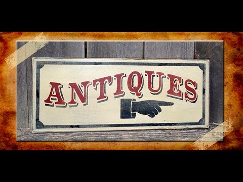 Getting started with antiques and collectibles