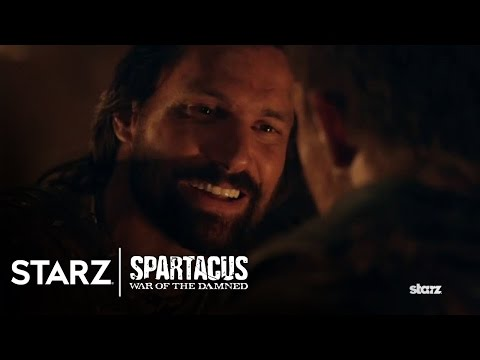 Spartacus: Uncut | War of the Damned Episode 8 | STARZ from YouTube · Duration:  1 minutes 1 seconds