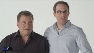 Behind the Scenes: William Shatner Sings O Canada