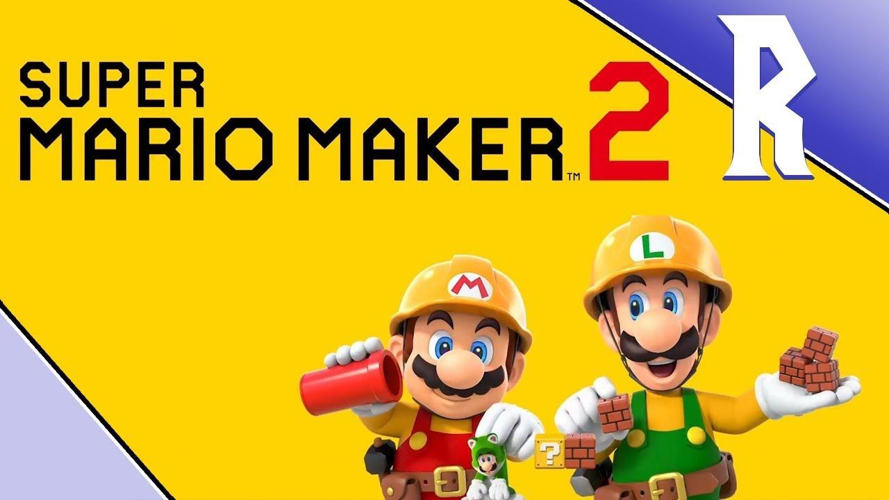 Super Mario Maker 2 - House of OoB (#9) [Stream VOD]