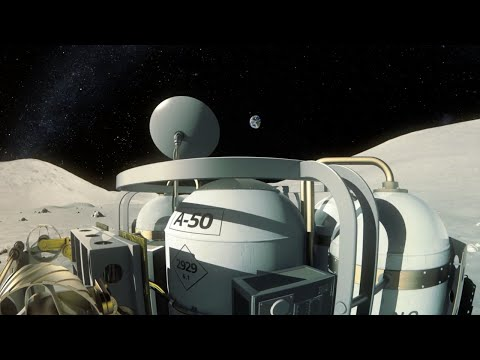 Robots to mine the moon for resources by 2020