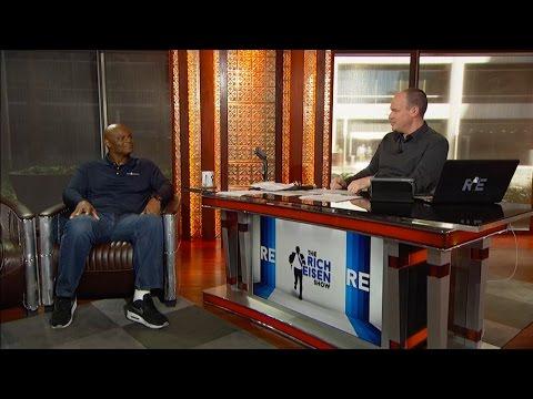 HOFer Warren Moon Talks QBs Russell Wilson, RG3, Colin Kaepernick & More in Studio  - 11/19/15