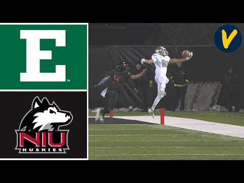 Eastern Michigan Vs Northern Illinois Highlights | Week 13 | College Football 2019