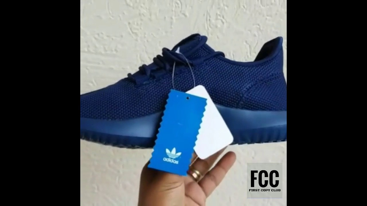 online store 86dde e2d9b Adidas Tubular Shadow Blue (How to get first copy adidas at low price on  insta)