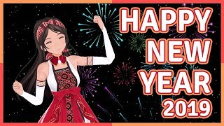 HAPPY NEW YEAR 2019 ~Pesan & Pengumuman dari Maya~