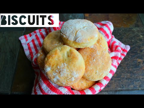 Healthy Biscuit Recipe | How To Make Low Calorie Low Fat Biscuits In Only 15 Minutes!