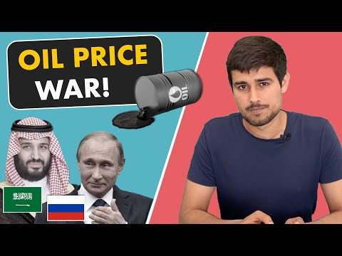 Saudi-Russia Oil Price Crash | Explained By Dhruv Rathee
