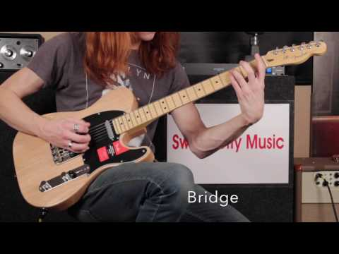 Fender American Professional Telecaster Demo | Swing City Music