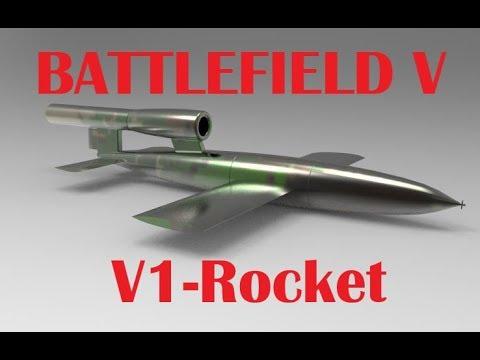 戰地風雲5 V1-Rocket 7 Kills by K君 - YouTube