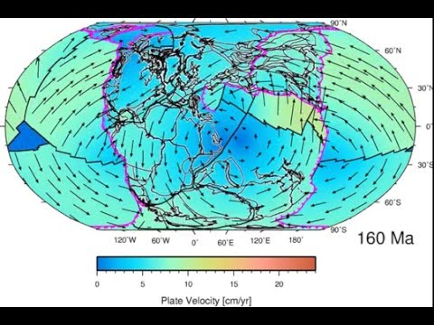 Ocean Basin Evolution and Global-Scale Plate Reorganization Events Since Pangea Breakup
