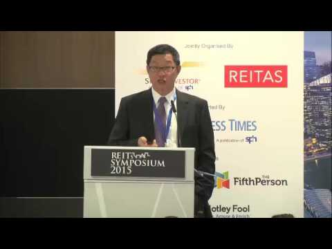 REITs Singapore: Toh Wah San from Keppel REIT