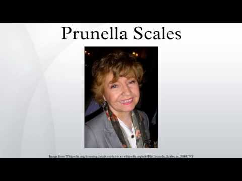 Prunella Scales