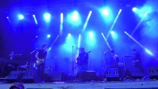 Intro GOT - Es brennt - Thees Uhlmann @FM4 Bühne DIF Wien 27 06 15