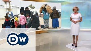Грозит ли Европе новая волна беженцев?   DW Новости (20 03 2017)