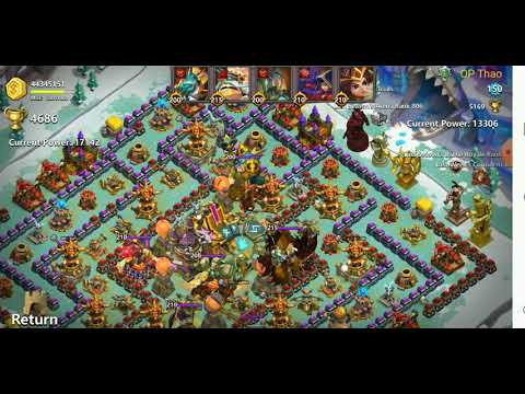 Clash Of Lords 2 Super Army Vs Outlawz