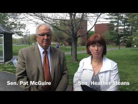 Senate Appropriations Hearing