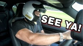 My First Ever TRACK DAY! *Racing Supercars in a BMW M3*