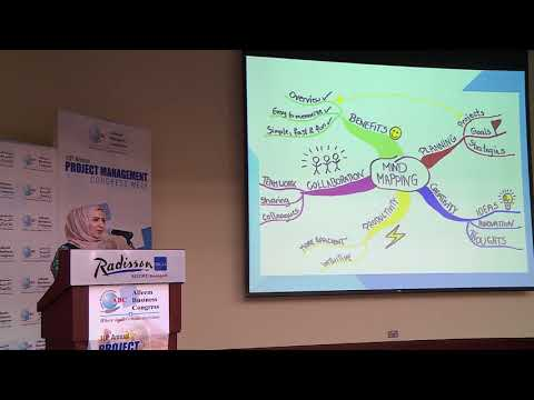 Eng. Roa'a Ghassan Alkhatib at 10th Annual Project Management Congress