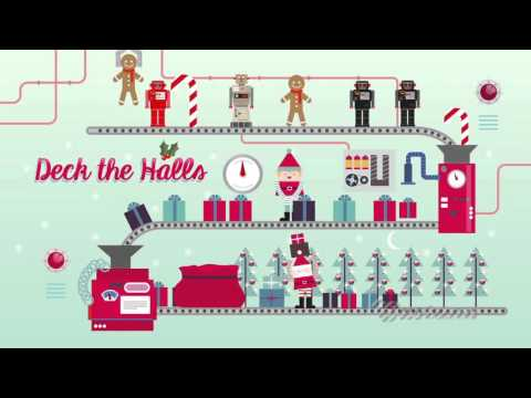 Jean-Marie Riachi - Deck The Halls [Instrumental]