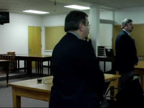 Ian Freeman arrested and jailed for 93 days RAW FOOTAGE