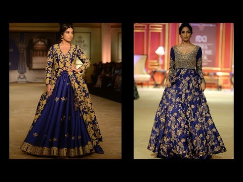 India Couture Week Fashion Dress Designs 2018