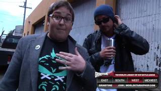 Grind Time Now Presents: Andy Milonakis & Dirt Nasty vs Frank Stacks & L Money