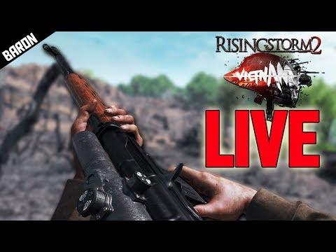 Rising Storm 2 Vietnam Open Beta Gameplay! North Vietnamese Ak-47 Go Home G.I.!