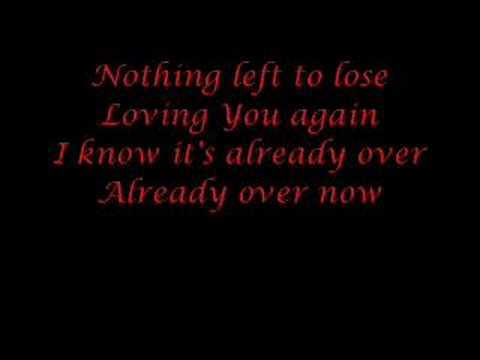 Already Over-Red