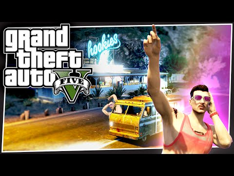 GTA 5 Online - Party Time