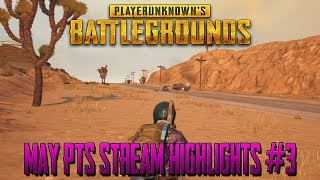 Update #7 PTS Stream Highlights #3 - PUBG Xbox One Español - PlayerUnknown's Battlegrounds MP5K