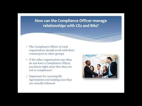 Understanding Compliance Officer Roles And Responsibilities