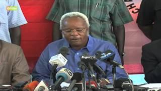 Download Video Dkt. John Pombe Magufuli Ndiye Rais Mpya Wa Tanzania MP3 3GP MP4