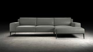 Elizabeth Sofa In Leather By Modloft Md810