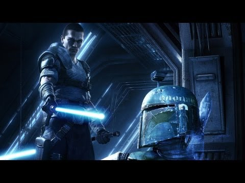 """Star Wars: The Force Unleashed II Trailer """"New Soundtrack"""" - HD (1080p)"""