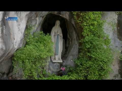 Rosary from Lourdes 13/05/2021