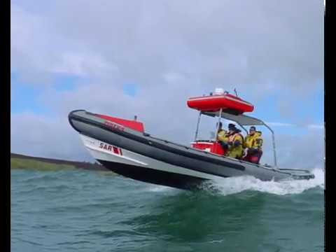 Corporate & Team Building Days at the Maritime Rescue Insititute, Stonehaven