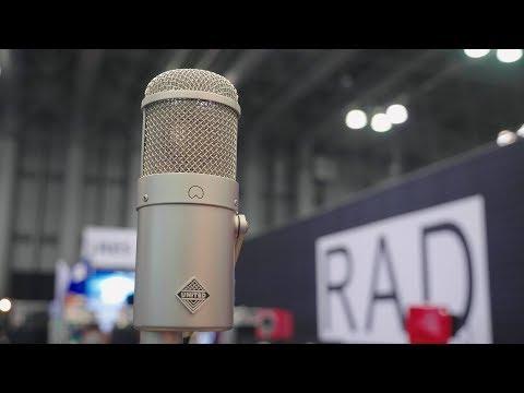 United Studio Technologies UT 47FET - AES 2019 - Sound On Sound