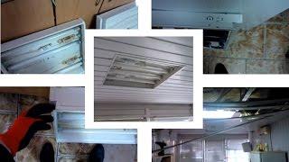 Растровые светильники в подвесном потолке(, 2015-01-28T11:49:59.000Z)