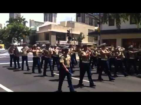 USMC HONOLULU BAND