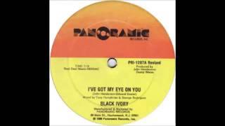 Black Ivory - I
