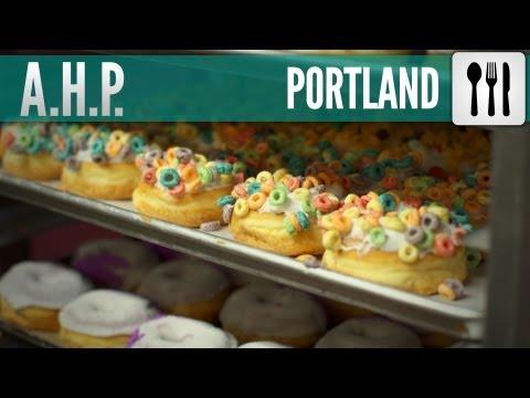 Voodoo Doughnut - American Hipster Presents #38 (Portland - Food)