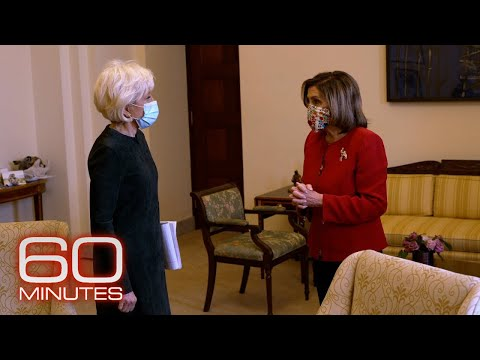 Nancy Pelosi: The 2021 60 Minutes interview