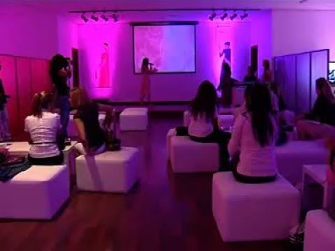 MOTO U9 launch - Dubai Ladies club
