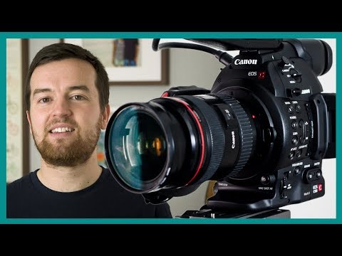 Why I Bought a Canon C100 Mark II in 2018!