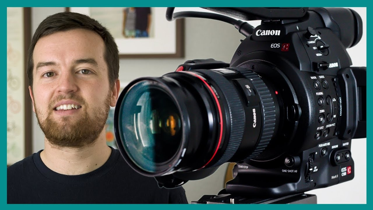 Why I Bought a Canon C100 Mark II in 2018! - YouTube
