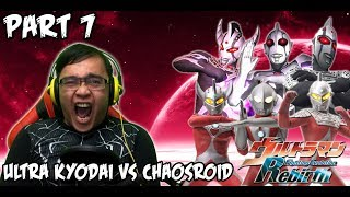 Download Video Ultraman Fighting Evolution REBIRTH (PS2) Part 7 - ULTRA KYODAI VS CHAOSROID MP3 3GP MP4