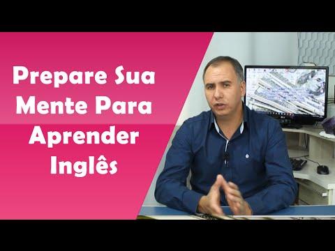 Como Preparar Sua Mente Para Aprender Ingl�s