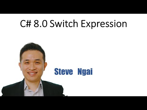 C# 8.0 Switch Expression Vs Classic Switch Case