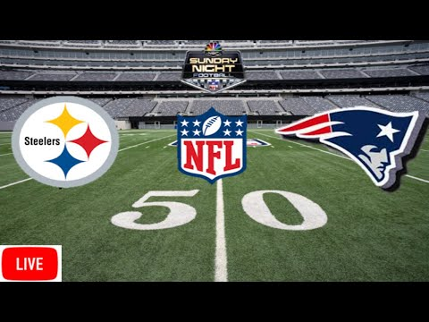 Pittsburgh Steelers Vs. New England Patriots Live Stream | Play-by-Play, Reaction | NFL
