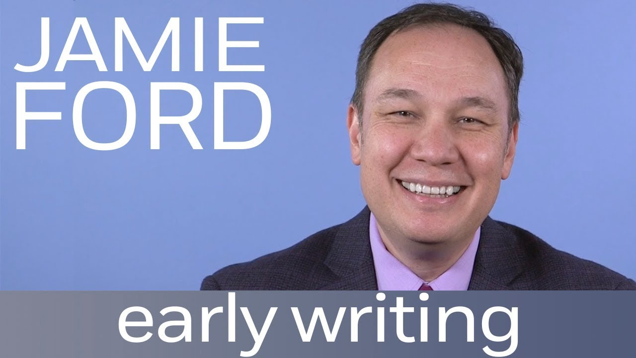 Author Jamie Ford On Poetry, Style, And His Wife | Author Shorts